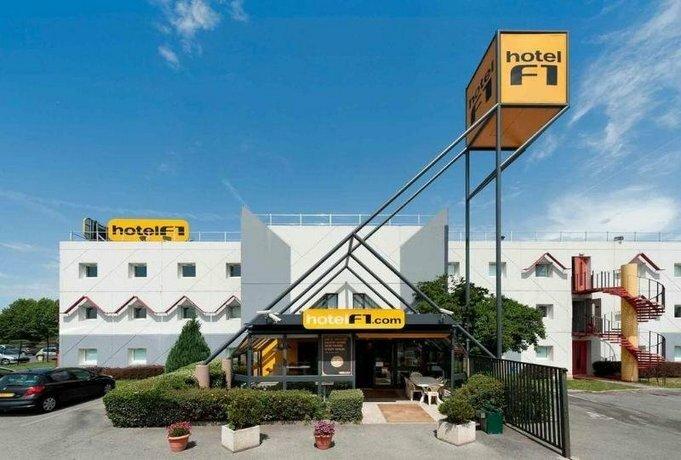 Hotelf1 Clichy Sous Bois