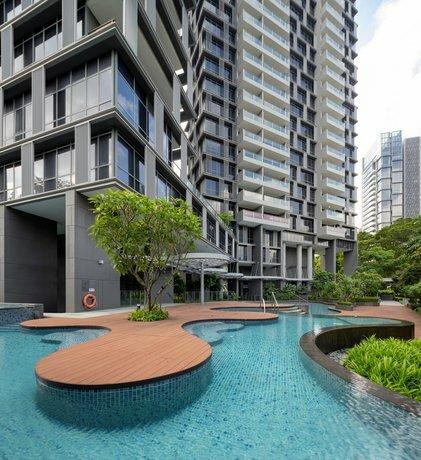 Fraser Residence Orchard, Singapore