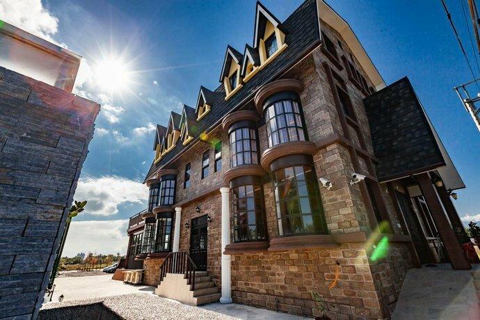 Hogwarts Castle Guest House