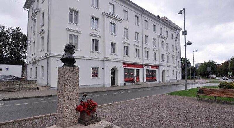 Castle View Apartment Narva