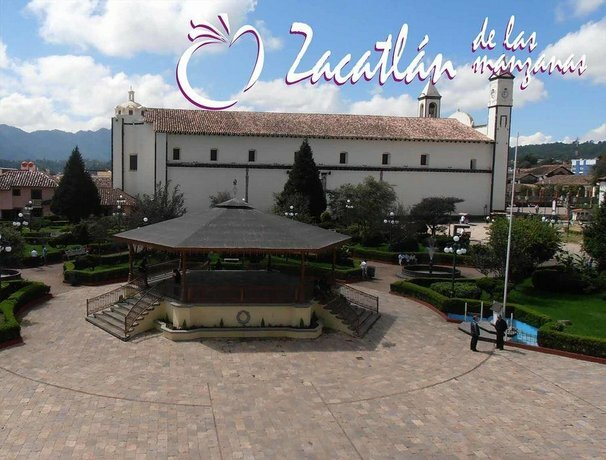 Hotel Caza Central de Autobuses Zacatlan