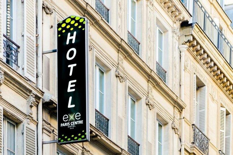Hôtel Exe Paris Centre