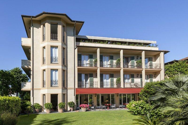 Hotel Franceschi — Villa Mimosa
