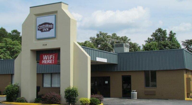 Econo Lodge Gantt Greenville