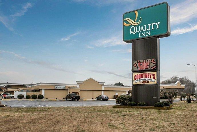 Quality Inn Elizabeth City near University