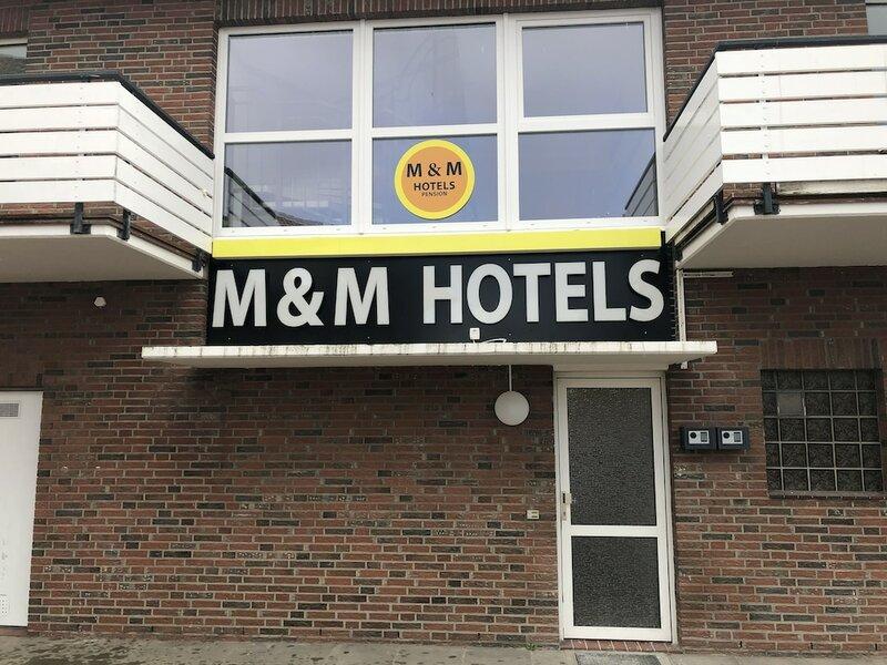 M&m Hotel - Neu Wulmstorf