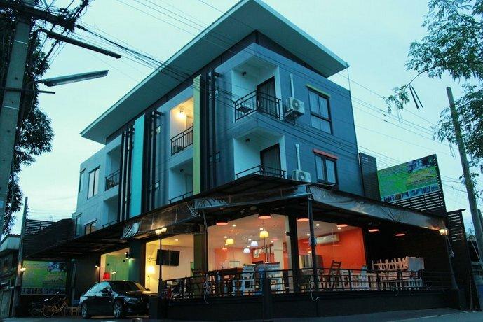 Don Mueang Airport Modern Bangkok Hotel