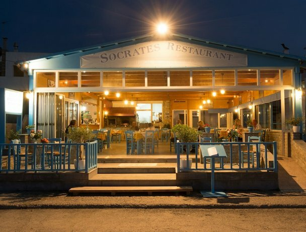 Socrates Apartments & Restaurant