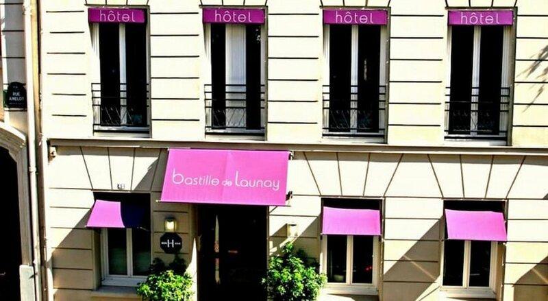 Hôtel Bastille De Launay