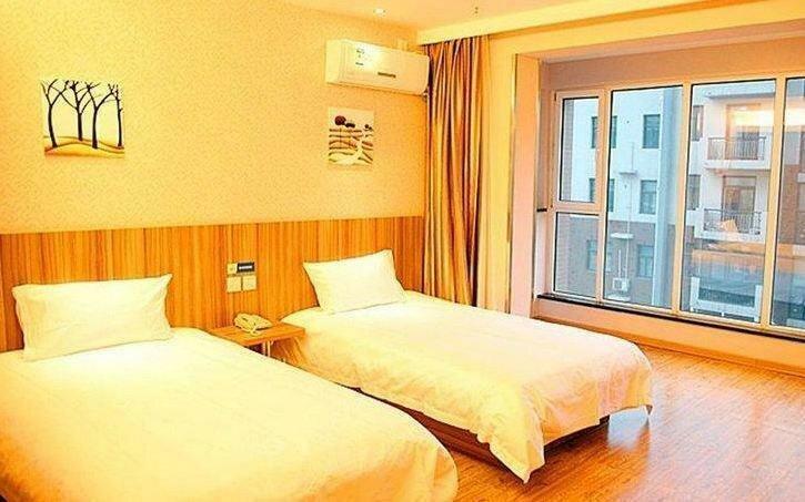 Eaka 365 Hotel Xinji Shifu Road International Leather City Branch