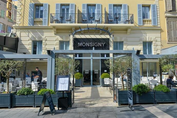 Hôtel Monsigny Nice
