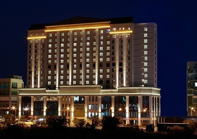 Sejoong City Osong Hotel