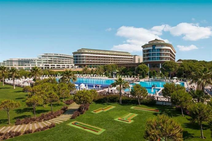 otel — Voyage Belek Golf & SPA — Antalya, foto №%ccount%