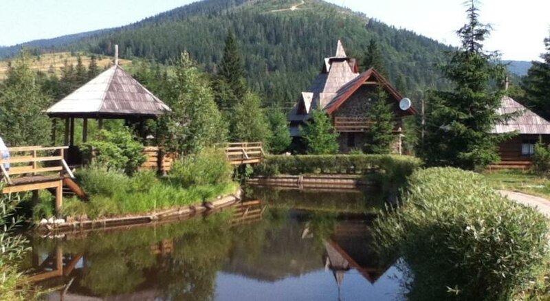 Гостинично-развлекательный комплекс Медведь