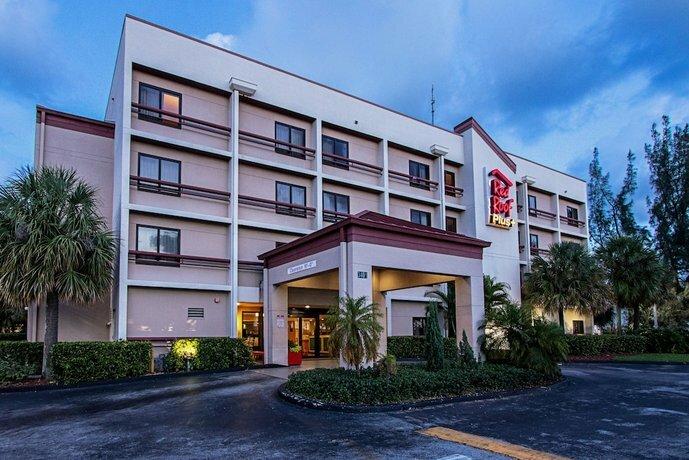 Red Roof Inn Plus+ Miami Airport