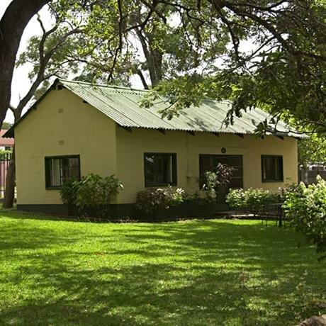 Victoria Falls Restcamp and Lodges