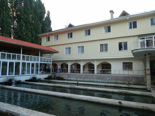 Alanlar Alabalık ve Otel