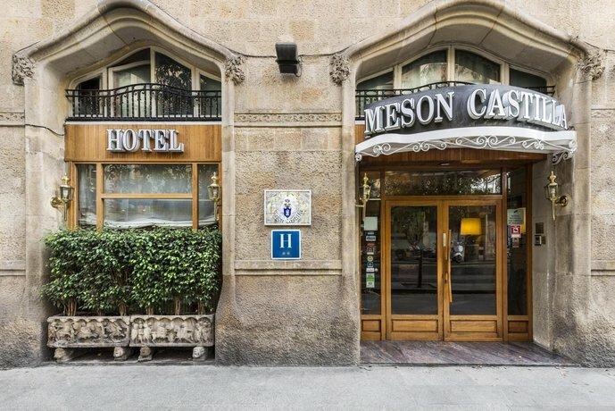 Mesón Castilla Atiram Hotel
