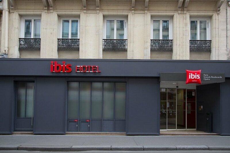 Ibis Grands Boulevards
