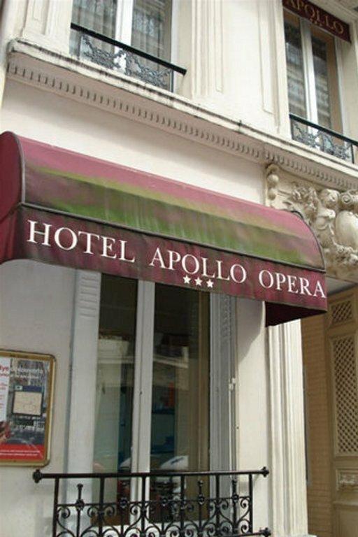 Hôtel Apollo Opéra