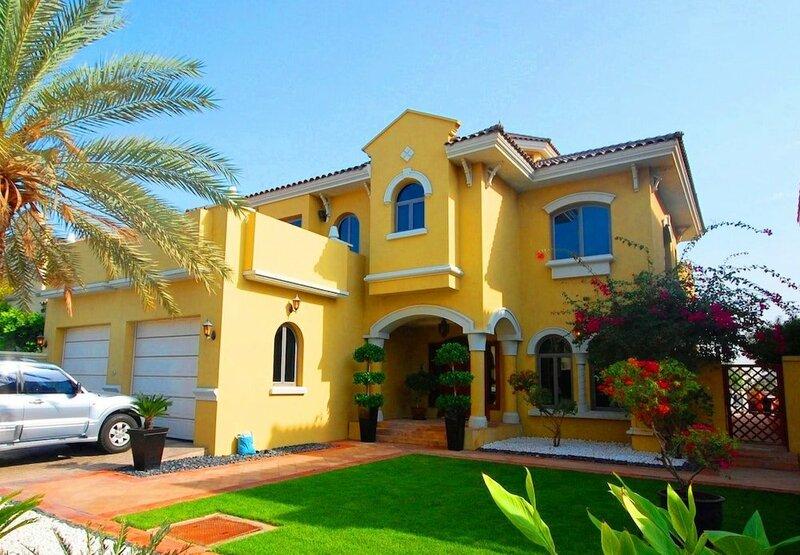 E&t Holiday Homes - Frond C Villa