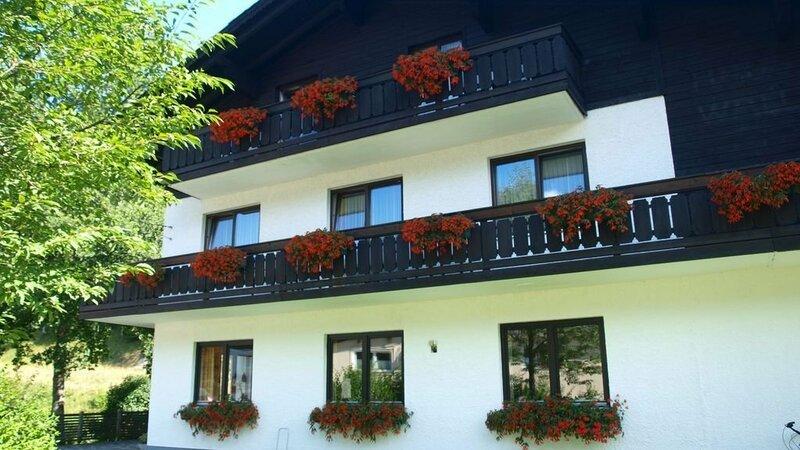 Hotel Wallner Zimmer Mit Bergblick