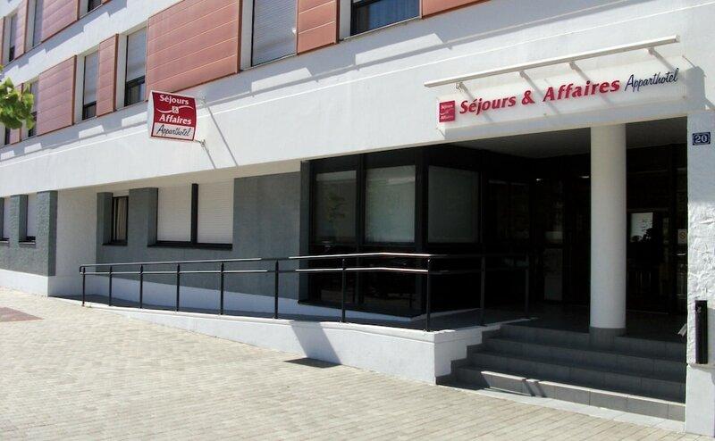 Séjours et Affaires Angers Atrium