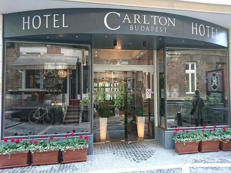 Exe Carlton Budapest