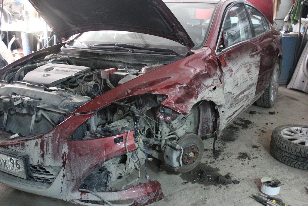 кузовной ремонт — Е-Авто — Екатеринбург, фото №2