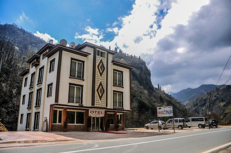 Ayder Valley Palace