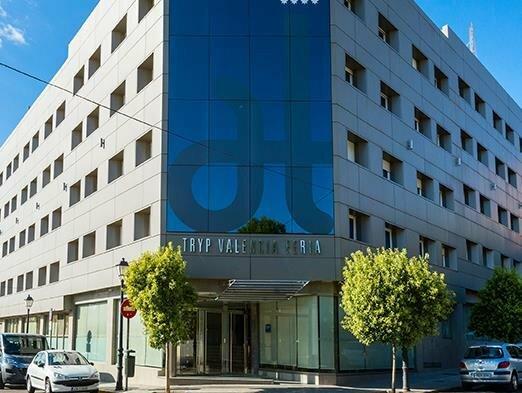 Hotel Port Feria Valencia