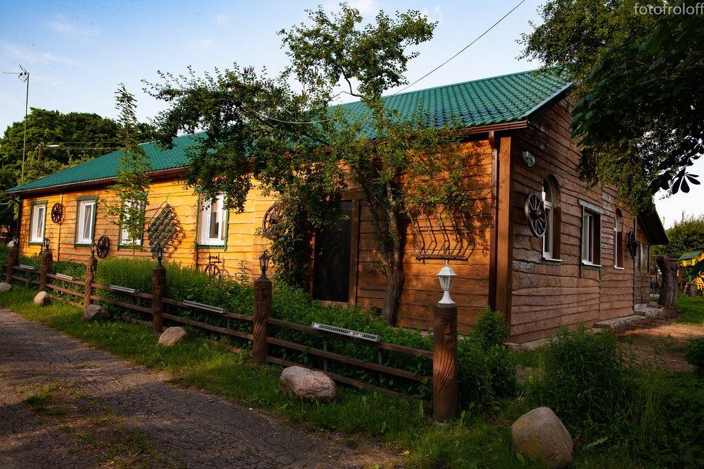 турбаза — Агроусадьба Лявониха — Брестская область, фото №1