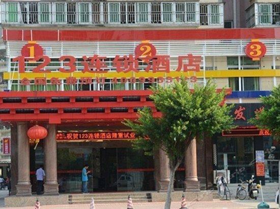 123 Chain Hotel Huizhou Henan'An Jin'An