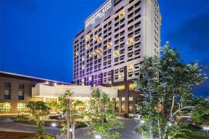 Grand Palazzo Hotel Pattaya