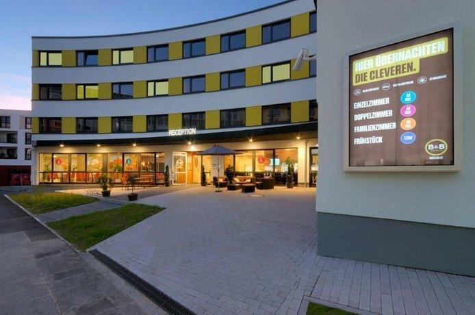 B&b Hotel Schweinfurt-City