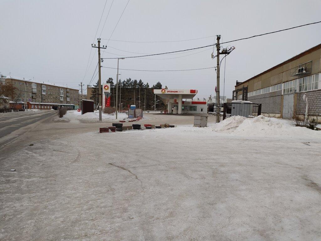 АЗС — Эталон-Авто — Петропавловск, фото №1