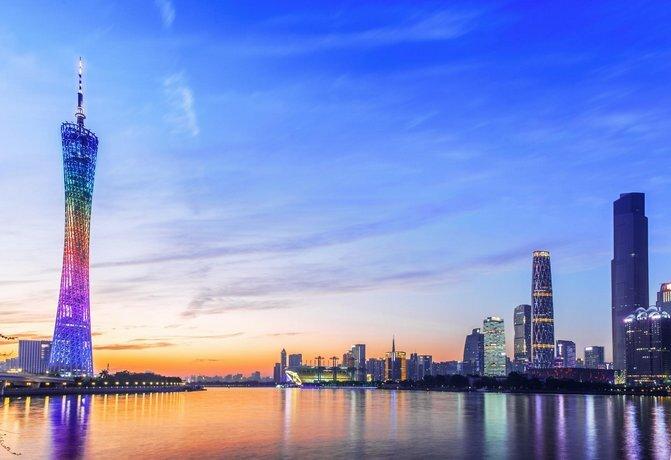 Keluowei International Apartment Hotel Guangzhou Fuli Dongshan Xintiandi
