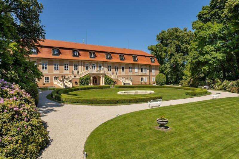 Hotel Chateau Štiřín
