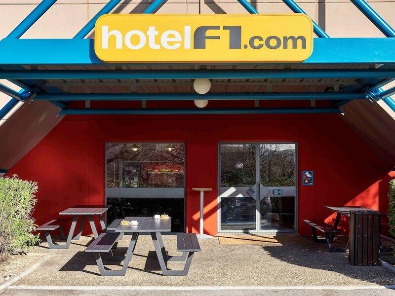 HotelF1 Villepinte Parc des Expositions