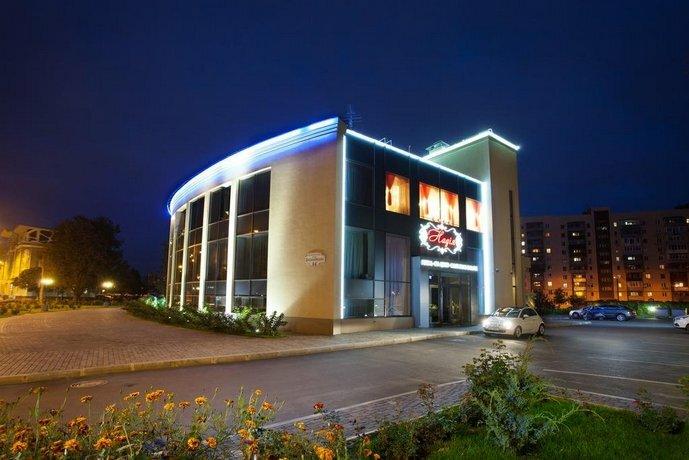 Ресторанно-гостиничный комплекс Надия