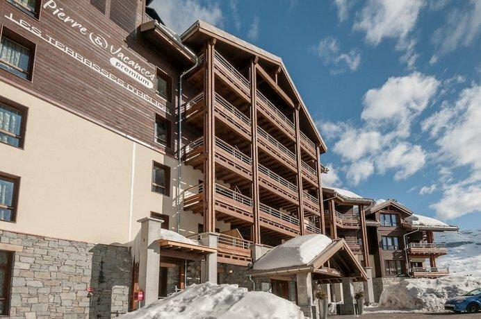 Residence Pierre & Vacances Premium Les Terrasses d'Helios