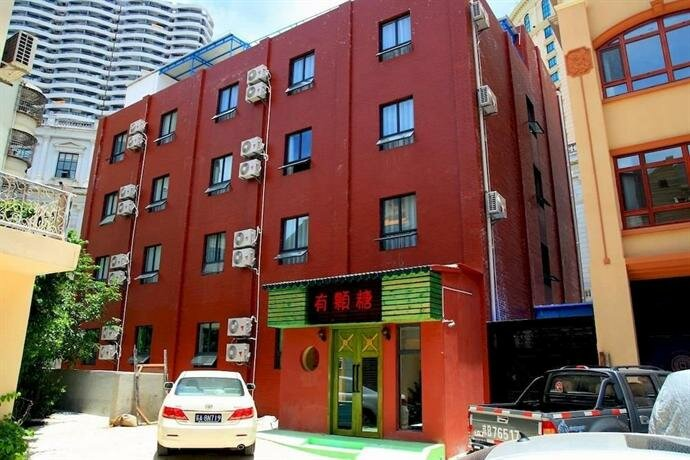 Candy-loft Hotel