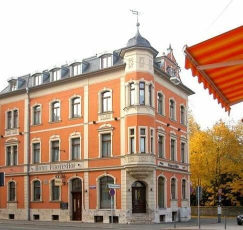 Fürstenhof am Bauhaus Weimar