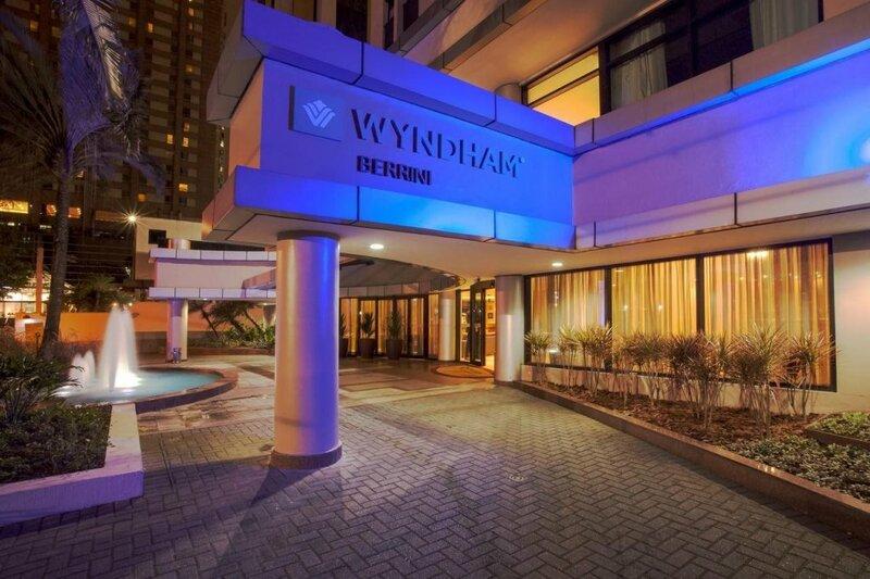 Wyndham Sao Paulo Berrini