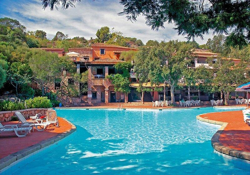 Hotel Sigillum Cala Moresca At Arbatax Resort