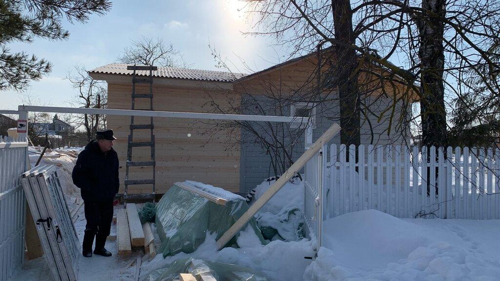 строительство бань и саун — Брус бани — Пестово, фото №2