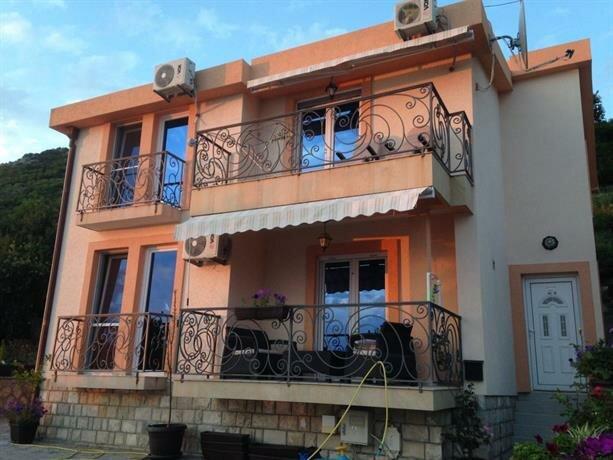 Villa Irina Dobra Voda