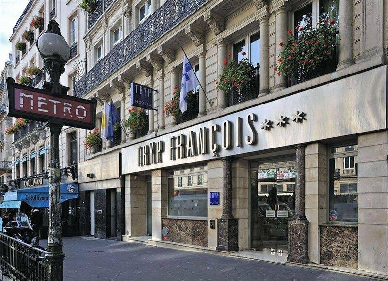Paris François Hôtel