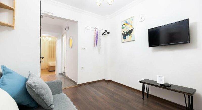 Three Floor Apartments