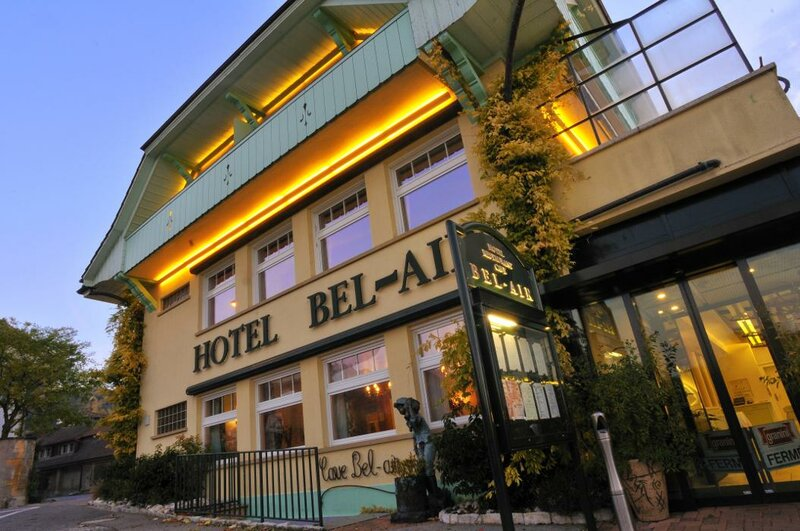 Hotel Restaurant Cave Bel Air